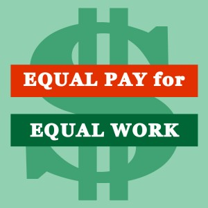 Stepping Up For Equal Pay